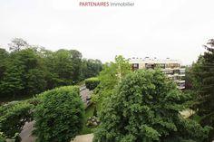 #Vente #Appartement #LeChesnay 2/3 pièces 61m² Prix: 270000€ Dolores Park, Travel, Real Estate, Patio, Viajes, Destinations, Traveling, Trips