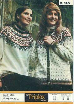 igloo sweater.
