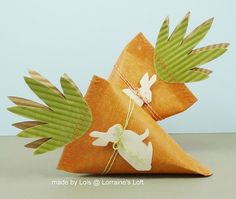 Carrot Treat Boxes by yorkshire lass - Cards and Paper Crafts at Splitcoaststampers