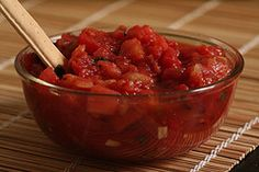 Lone Star copycat recipe - needs lime or vinegar?  4 fresh peeled tomatoes, 1 (28 ounce) can diced tomatoes, 1 (5 1/2 ounce) can tomato paste, 2 seeded jalapenos, 2 garlic cloves, 2 tablespoons cilantro, 2 teaspoons salt, 1 teaspoon garlic powder (optional), 3 tablespoons olive oil, 3/4 red onion.  Pulse veggies in food processor.