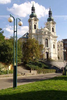 Karlsbad-Kirche - Karlovy Vary - Wikipedia, the free encyclopedia