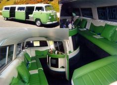 They actually make VW bus limos. My life is complete.