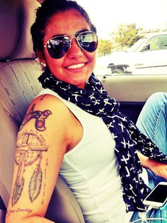 Arm ink like a boss Chelsey Wood