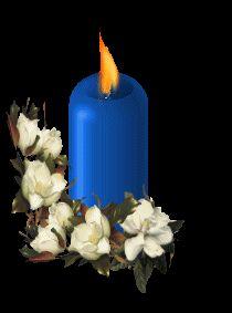 burning candel