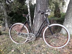 My old vintage bike! Old Bikes, Bicycling, Vintage Bicycles, Classic, Black, Old Motorcycles, Cycling, Derby, Biking