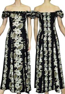 """""""Haku Laape - Long Hawaiian Muumuu"""" (I la-huuuvvv this) Hawaiian Muumuu, Hawaiian Dresses, Polynesian Dresses, Hawaiian Luau, Hawaiian Islands, Ball Dresses, Muumuu Dresses, Long Dresses, Samoan Dress"""