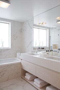 Greville House - Bathroom design by Mdesign London