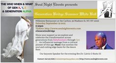 Hey guys you can get your tickets today through http://www.soulnightevents.com  and look forward to a good time!
