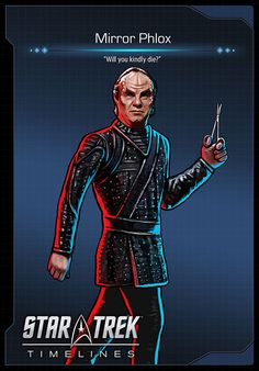 News - Star Trek Timelines previews the Mirror Universe as it will be seen in the upcoming game. Star Trek Actors, Star Trek Characters, Star Trek Logo, New Star Trek, Star Wars, Enterprise Nx 01, Star Trek Enterprise, Star Trek Games, Mirror Universe