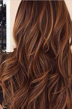 Love the curls, more reddish tint but love the subtle very diff color