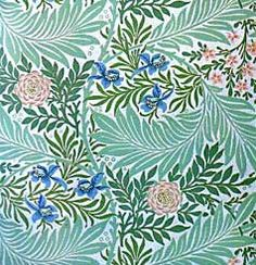 William Morris Wallpaper http://www.victoriana.com/Wallpaper/williammorris.php