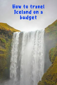 Sixteen simple but effective money saving tips for travelling Iceland on a budget, leaving you more money to spend enjoying the country's natural beauty! Iceland Travel Tips, Europe Travel Tips, European Travel, Travel Advice, Budget Travel, Travel Destinations, Travel Guides, Travelling Europe, Traveling
