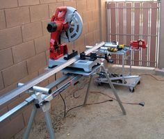 http://weldingweb.com/showthread.php?12430-Chop-Saw-Mobile-Workstation/page4