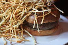 The Spotted Pig, New York | New York Manhattan restaurants | roquefort burger | New York travel