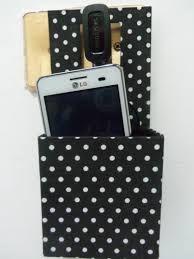 Resultado de imagem para suporte para carregar celular em tecido