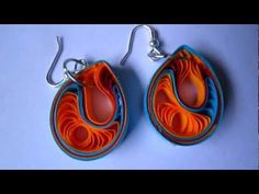 quilled jewelry patterns - Google Search