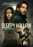 Sleepy Hollow: The Complete First Season [4 Discs] [DVD]