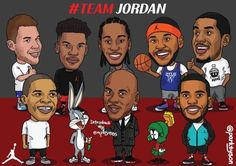 Team Jordan Brand