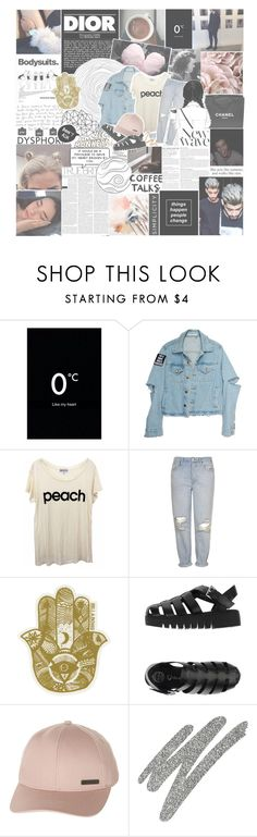 """""""♡ METANOIA ♡"""" by jmperez2061 ❤ liked on Polyvore featuring Anja, Christian Dior, Wildfox, Topshop, American Apparel, Chanel, Billabong, Jeffrey Campbell, Too Faced Cosmetics and WALL"""