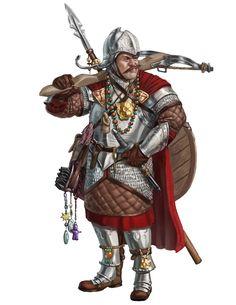 Corwyn, Superstitious Mercenary by Rhineville.deviantart.com on @deviantART