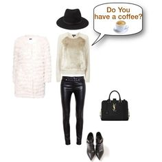 Designer Clothes, Shoes & Bags for Women Coffee Date, Fashion Outfits, Shoe Bag, Polyvore, Stuff To Buy, Shopping, Shoes, Collection, Design