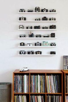 Coleções organizadas (e lindas!)