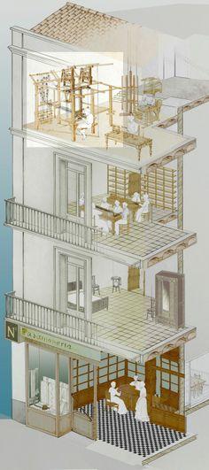 Casa obrador