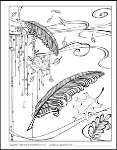 64 best coloring pages for relaxation images on Pinterest