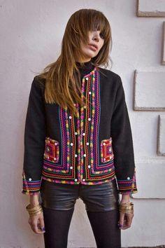 Coco jacket by Carolina K