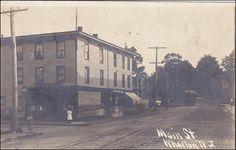 RP; Main Street, Wharton, New Jersey, PU-1905 Item# SCVIEW362730 (256214531)