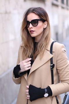 moderosa blog // camel coat