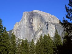 Yosemite Half Dome...have climbed many times...the view from on top is amazing!