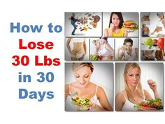 This is the system for losing 30 pounds in 30 days for women. Just watch the video to learn how you can do it too!