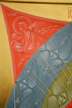 Byzantine Icons, Byzantine Art, Religious Icons, Religious Art, Andrei Rublev, Icon Clothing, Worship God, Orthodox Christianity, Art Icon