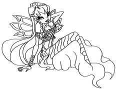 Cartoon Coloring Pages Mermaid Colouring Pages 7 Mermaid Colouring Pages