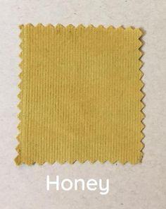 Willow Dress - S / Honey Corduroy