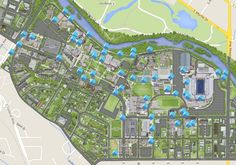 50 Stops. 5 Gyms. #BoiseState is rich with #PokemonGo!  Discover more at maps.boisestate.edu