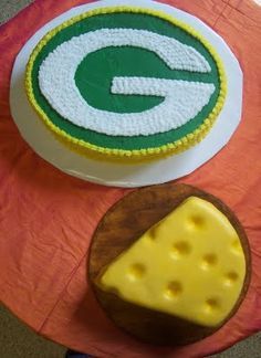 Awesome, yet simple, packer cakes