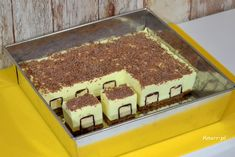 Sweet Recipes, Cake Recipes, Dessert Recipes, Chocolate Ganache Tart, Sweet Bar, Polish Recipes, Food Cakes, Homemade Cakes, Cake Cookies