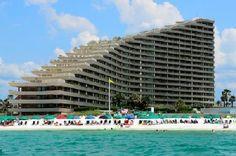 Edgewater Beach Resort Destin, FL - our favorite resort in Destin!
