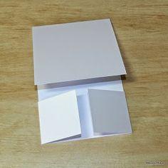 Beccy's Place: Tutorial: Dutch Fold Card