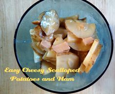 Easy, Cheesey Scalloped Potatoes and Ham | Dances with Diapers Yummy and in a crockpot, my favorite!