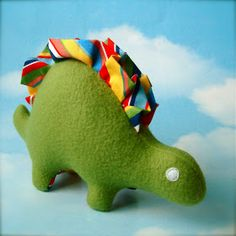 I recently made some new dinos for the shop ! They are similar to an item I used to make, but these are even better... they have an improved...