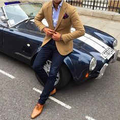 A Gent and his Car  #GentsNcars