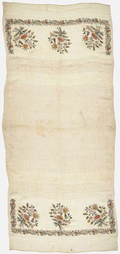 Towel  Textile  Turkish, 19th century