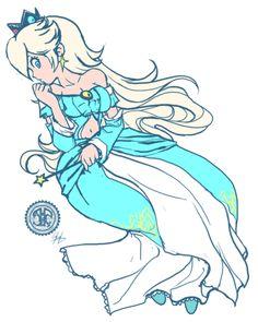 Brawl Rosalina Final Smash by ~Twilit-Arawen on deviantART