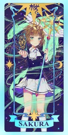 Artist: Dangmill | Cardcaptor Sakura | Kinomoto Sakura