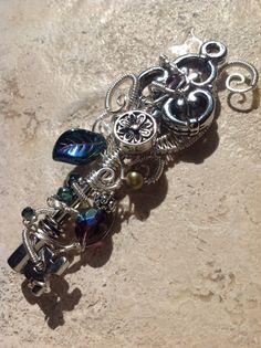Antique Key pendant - by Arte Laboratae - Katalin KB Walcott