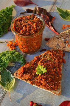 #weganonpl #paprykowa #pastaPASTA PAPRYKOWA   Meat Recipes, Appetizer Recipes, Cooking Recipes, Healthy Recipes, Good Food, Yummy Food, Savory Snacks, Diy Food, Tasty Dishes