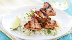 Turkey satay with basmati rice - RTE Food